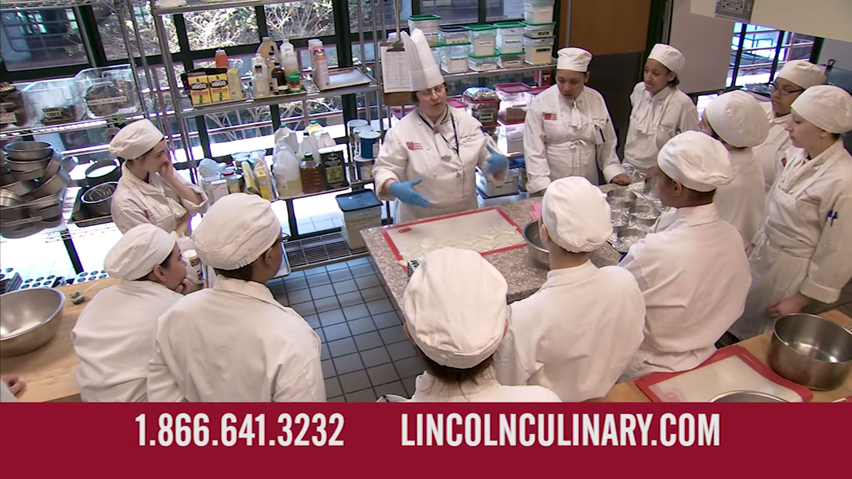 Lincoln Culinary TV :30